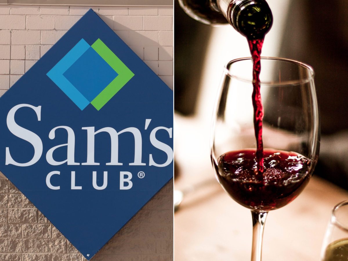 sams club will now deliver alcohol straight to your door