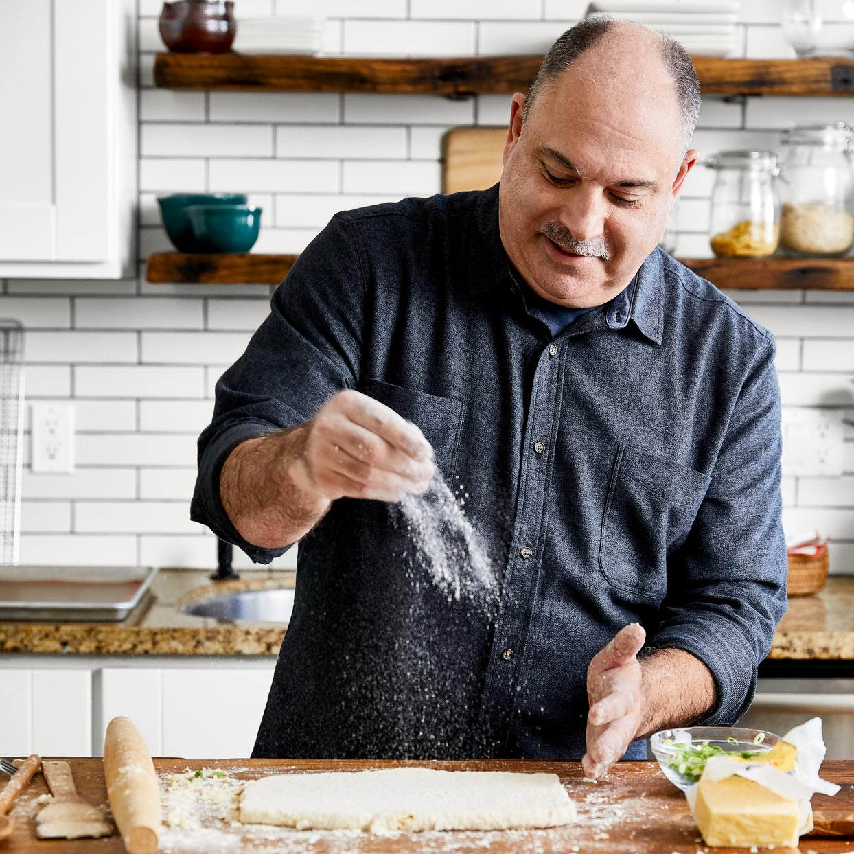 Get To Know Allrecipes Own Chef John Allrecipes