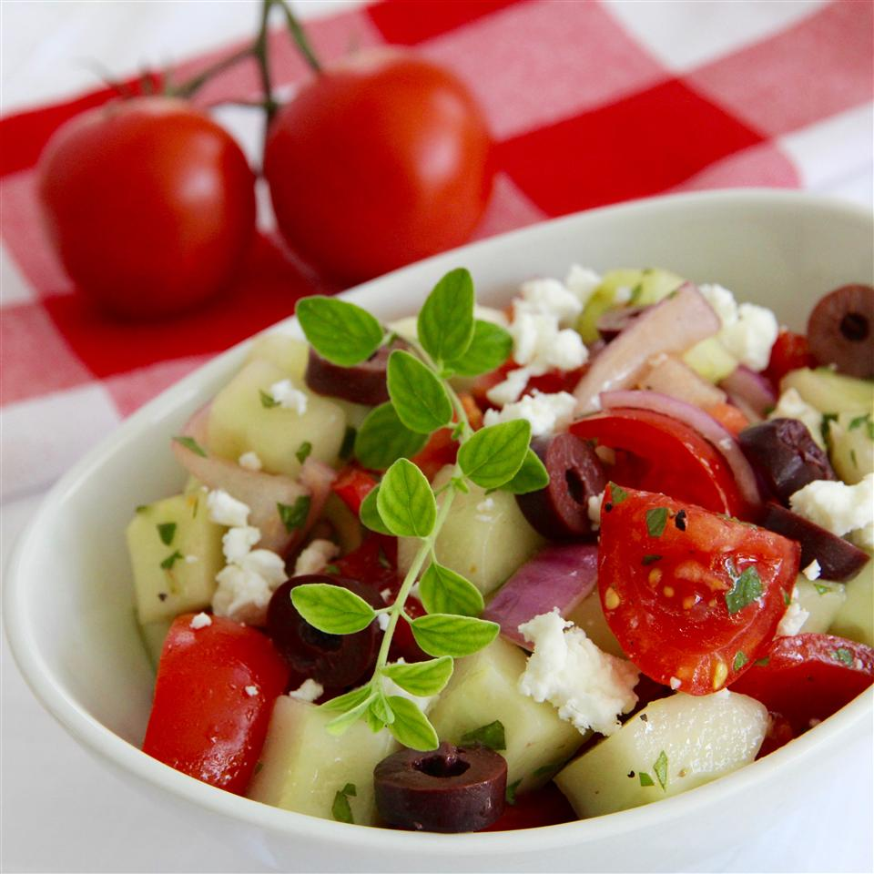 15 Quick And Easy Side Dish Salads Allrecipes