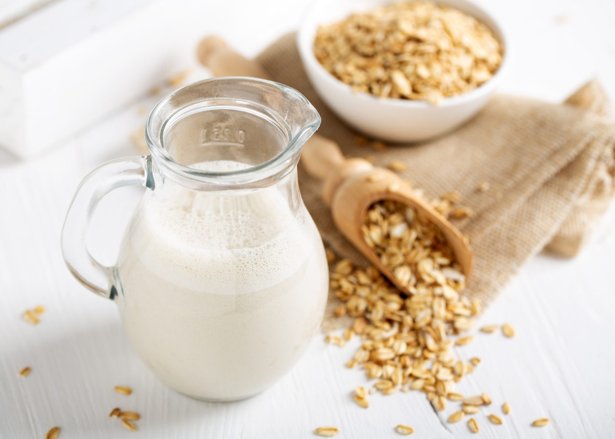 How to Make Oat Milk | Allrecipes