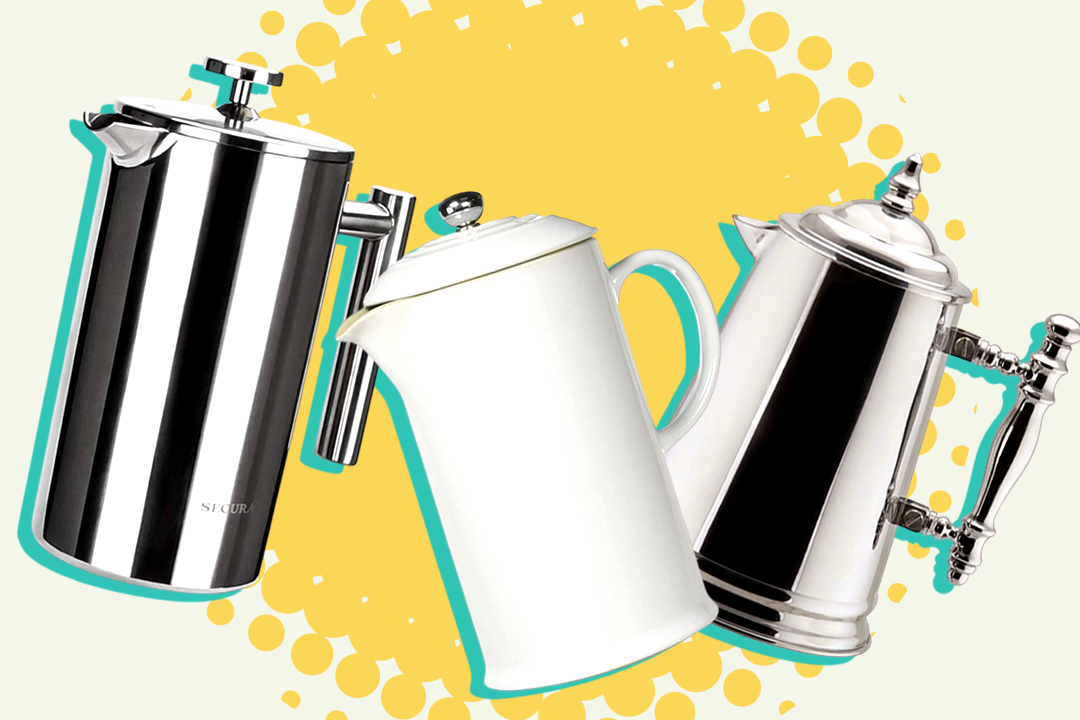 6 best french press coffee makers to buy in 2021