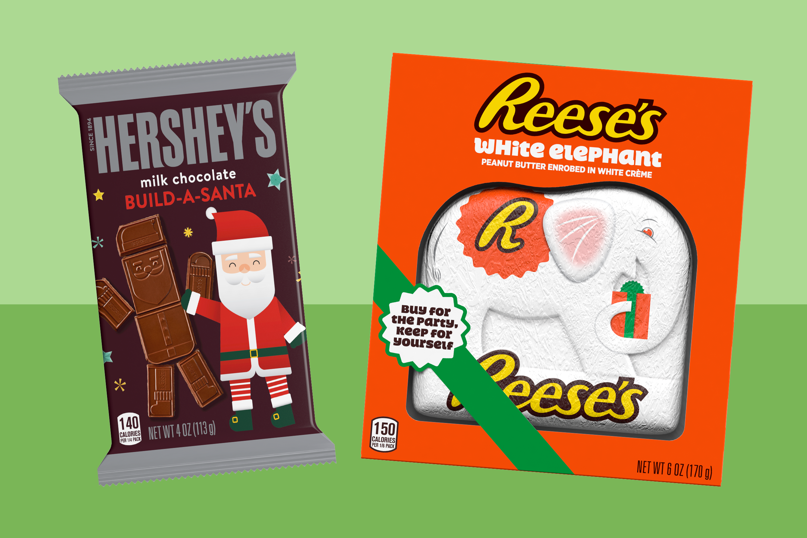 Hershey Chocolate Christmas 2020 Hershey's Just Revealed 7 New Christmas Candies for 2020   Allrecipes