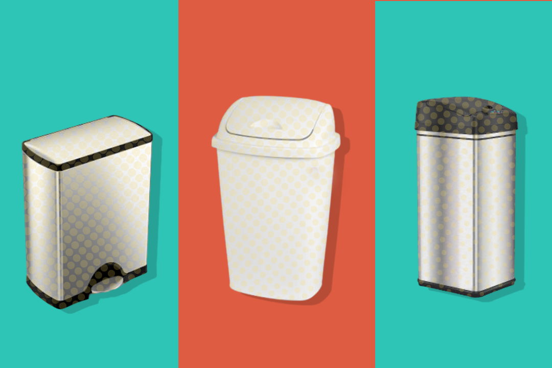 The 10 Best Kitchen Trash Cans Of 2021 Allrecipes