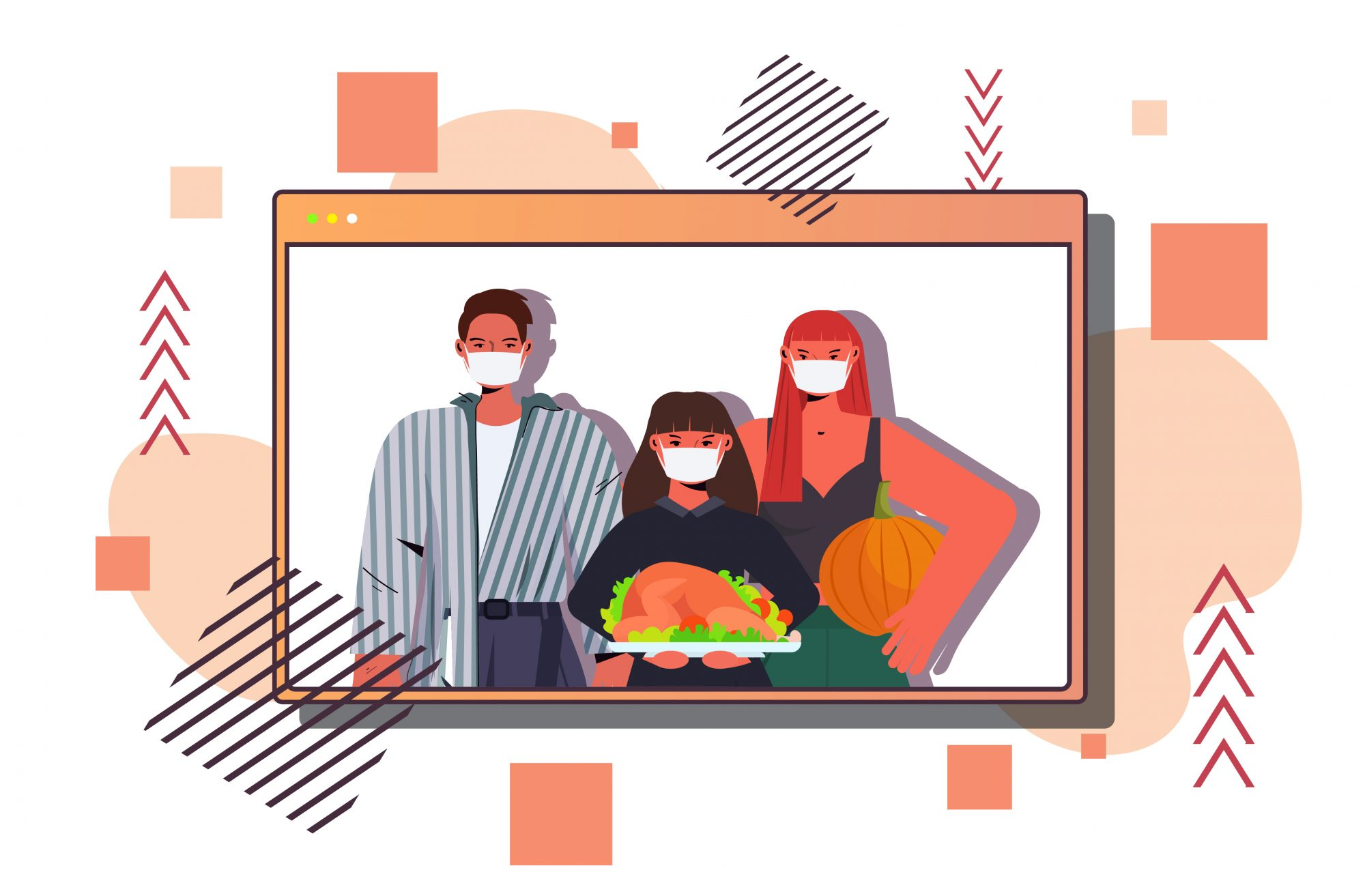 Cdc Recommends Virtual Thanksgiving To Keep Covid 19 Risk Low Allrecipes