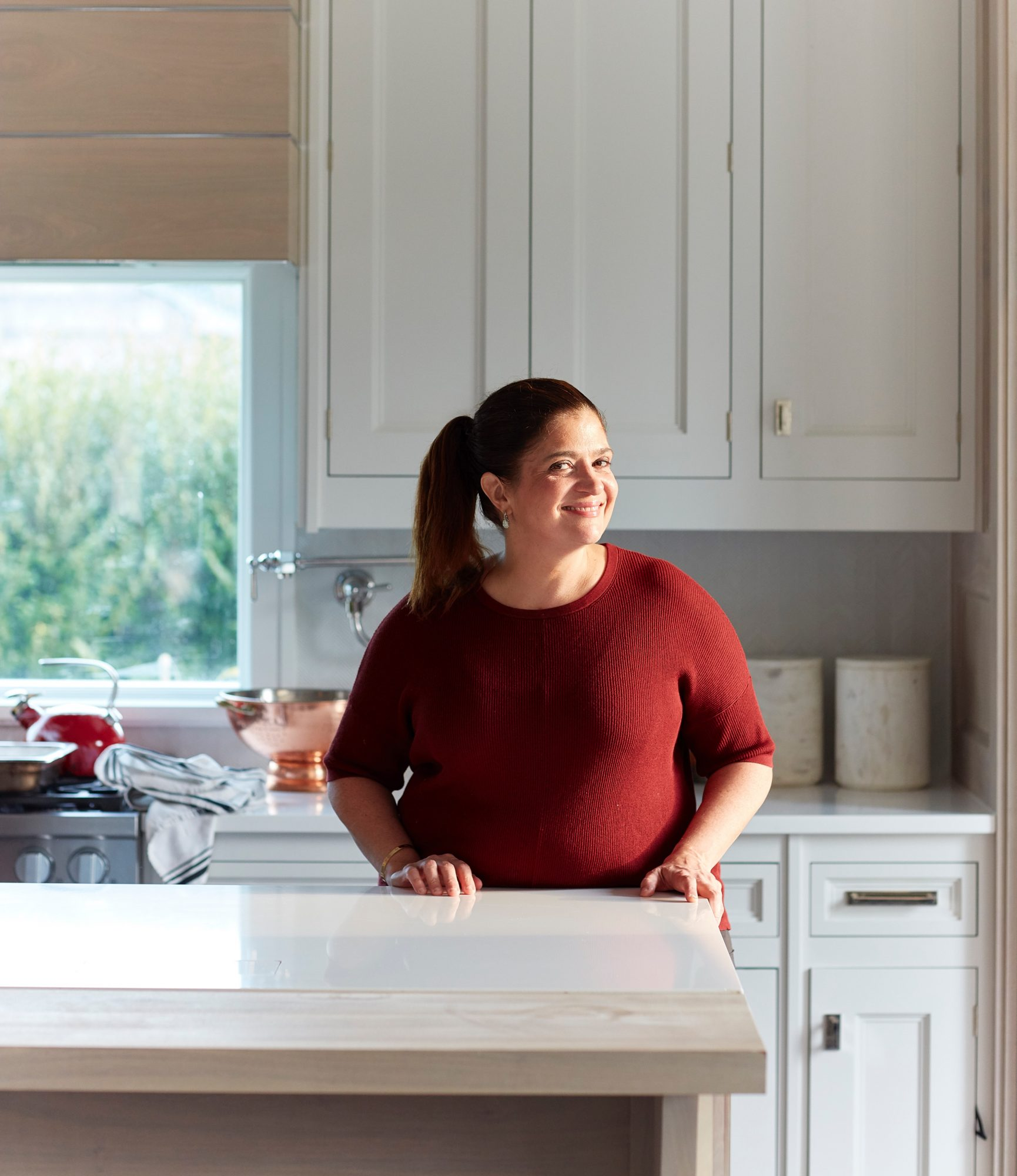 Homemade Podcast Episode 22 Alex Guarnaschelli On Simple Meals Meaty Vegetables And Favorite Holiday Dishes Allrecipes