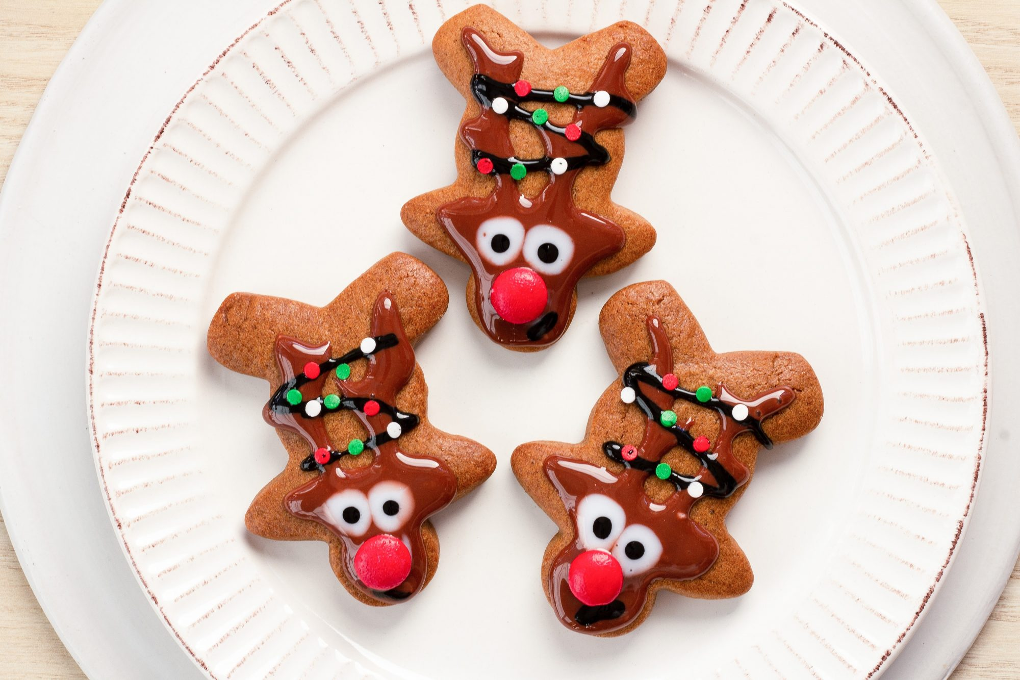 How To Decorate Gingerbread Reindeer Allrecipes
