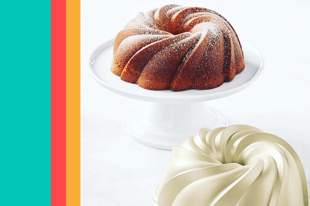 beautiful bundt cake pans for gift worthy desserts