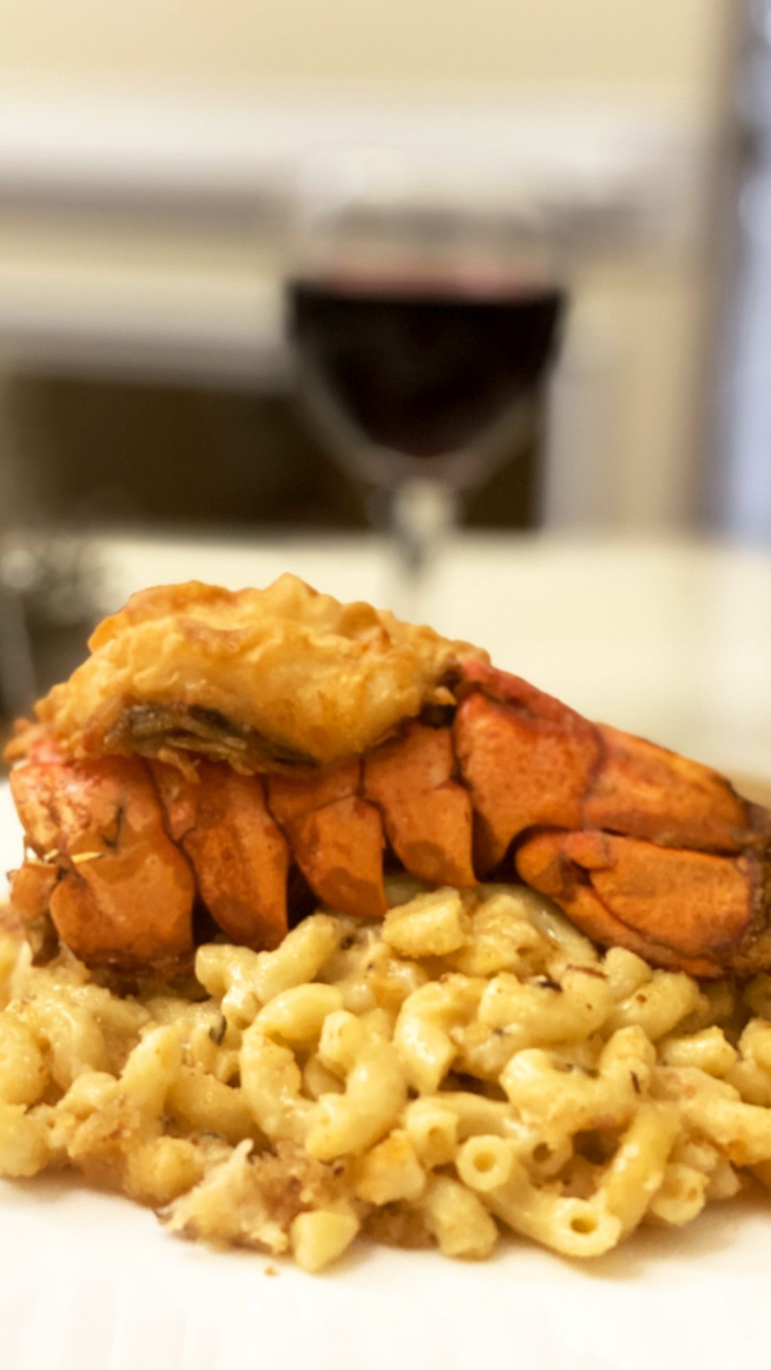 Chef John's Lobster Mac and Cheese image