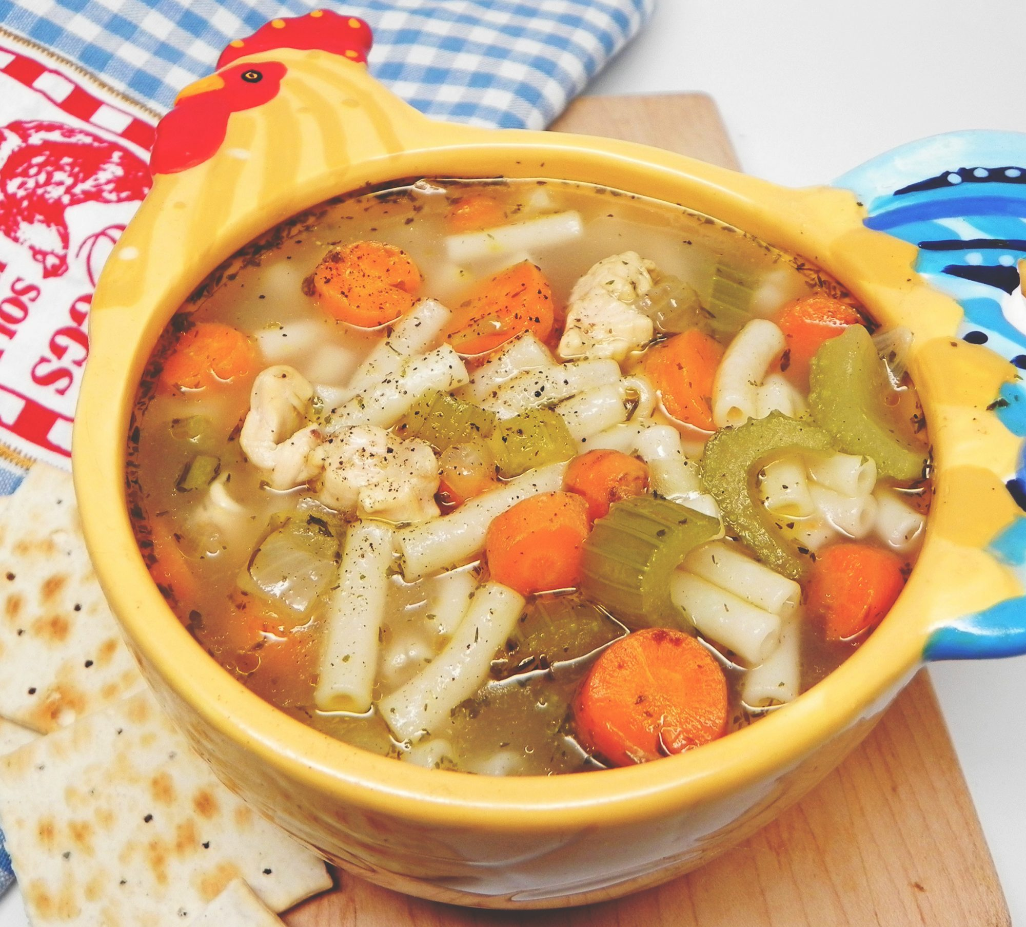 Homemade Chicken Soup_image