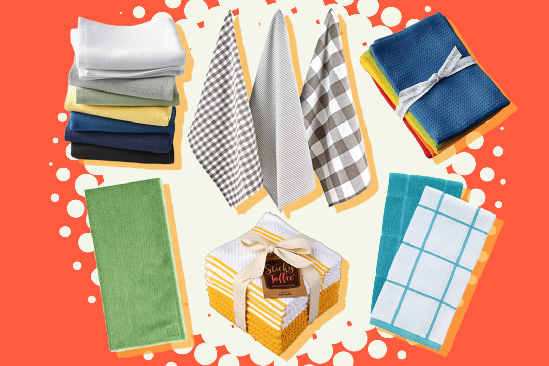 the 12 best dish towels to buy in 2021