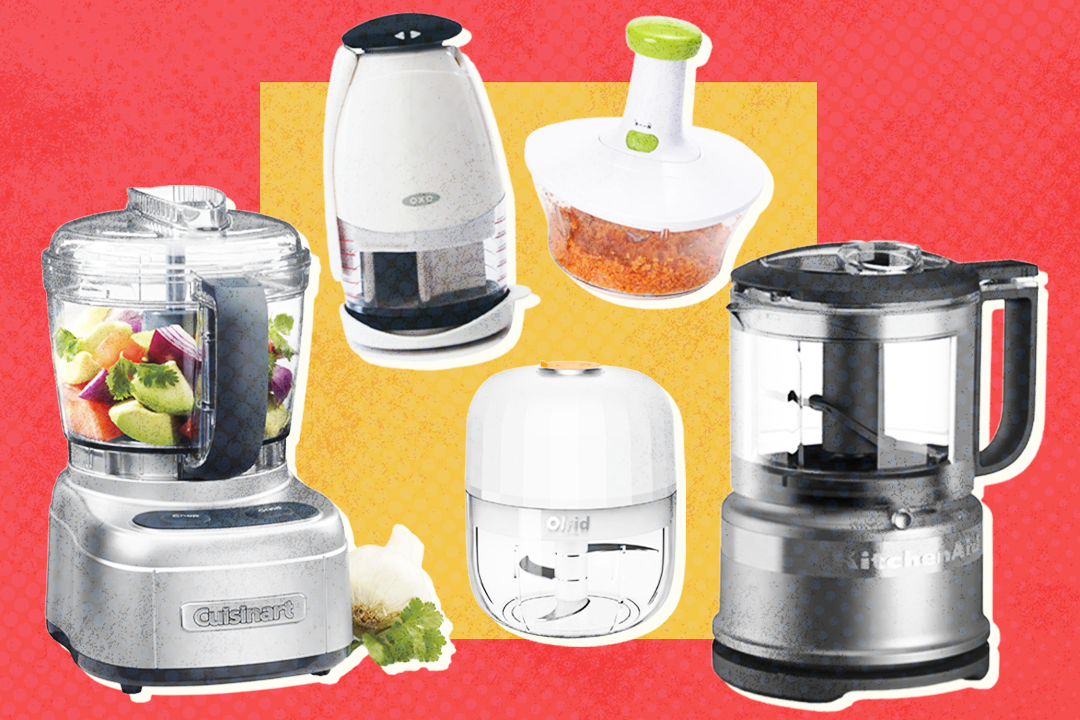 the 10 best food choppers of 2021 according to reviews