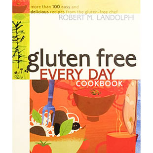 Gluten-Free Cookbook Review: Gluten Free Every Day Cookbook