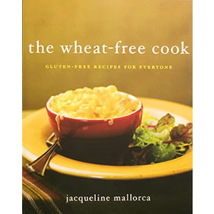 Gluten-Free Cookbook Review: The Wheat-Free Cook