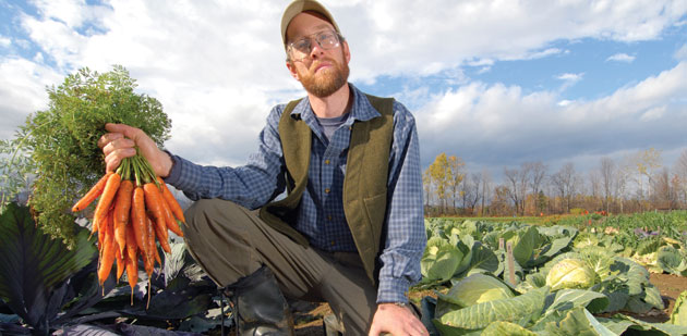 Building a Healthy Food System in Rural America