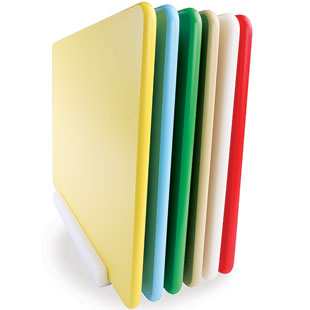Color-Coded Cutting Boards
