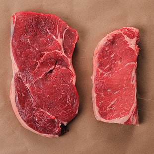 In your 20s: Lean Beef