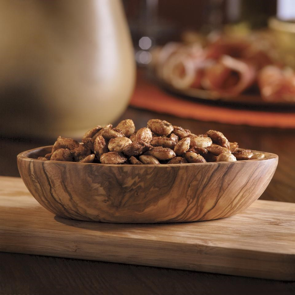 Spiced Spanish Almonds