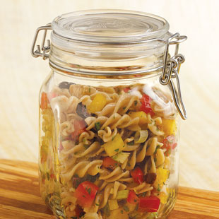 Green Up Your Kitchen Challenge Tip 4: Tackle Your Plastic Container Collection