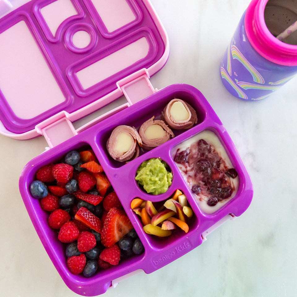 4 Healthy Foods to Pack in Your Kid's Lunchbox