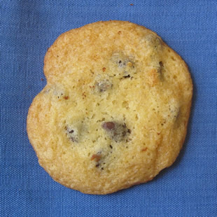 Corn Syrup Chocolate Chip Cookie