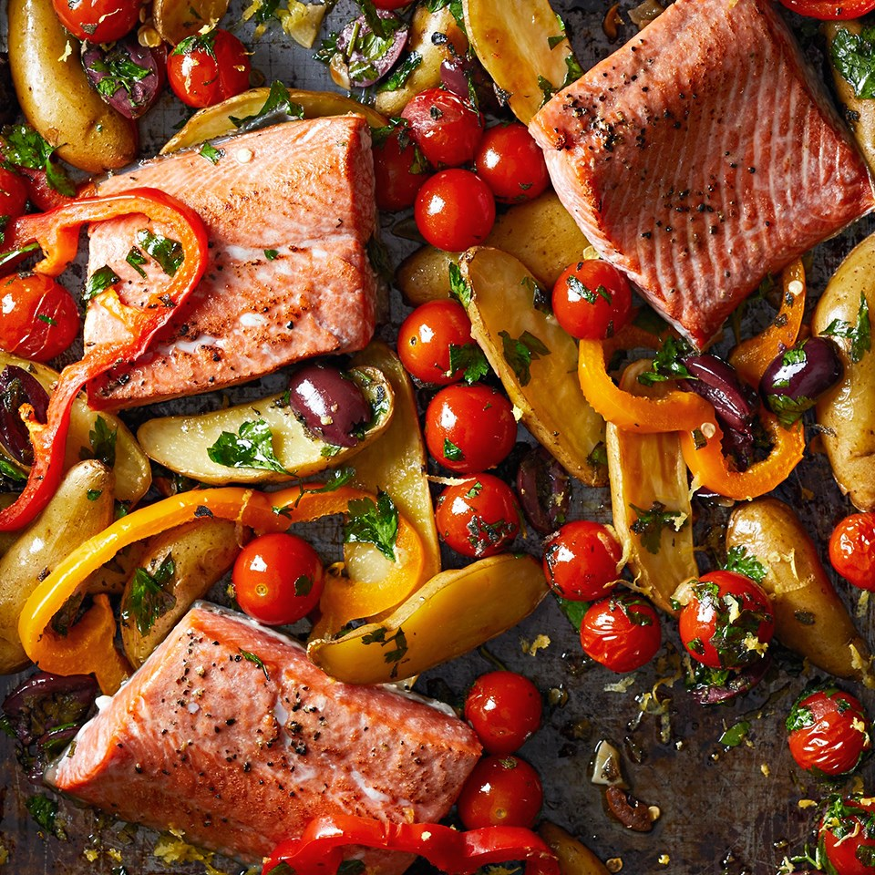 15 Fresh Mediterranean Salmon Recipes That Are Perfect for Weeknights