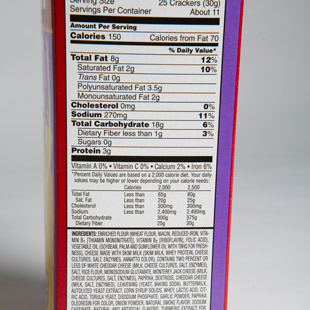 What Are Artificial Flavors?