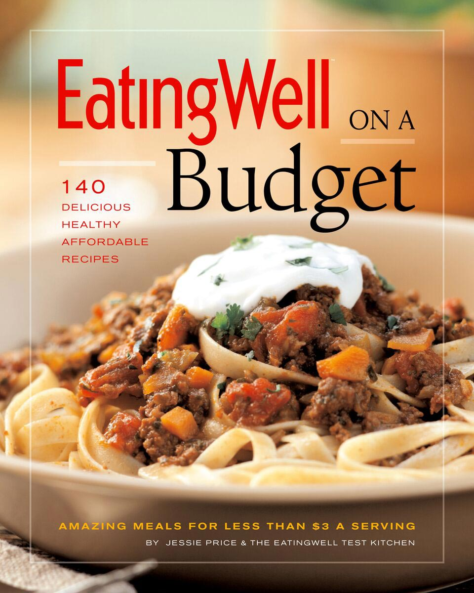 eatingwell on a budget cookbook