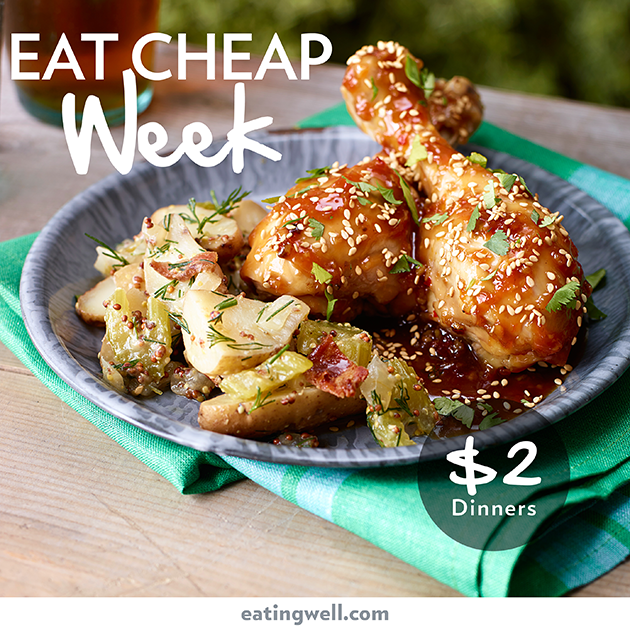Eatingwell Eat Cheap Week Eatingwell