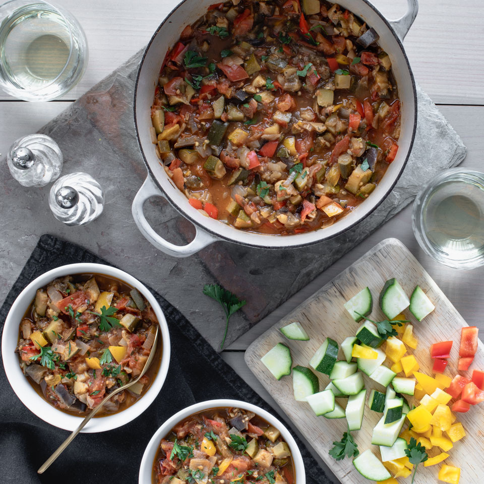 Ratatouille Recipe Eatingwell
