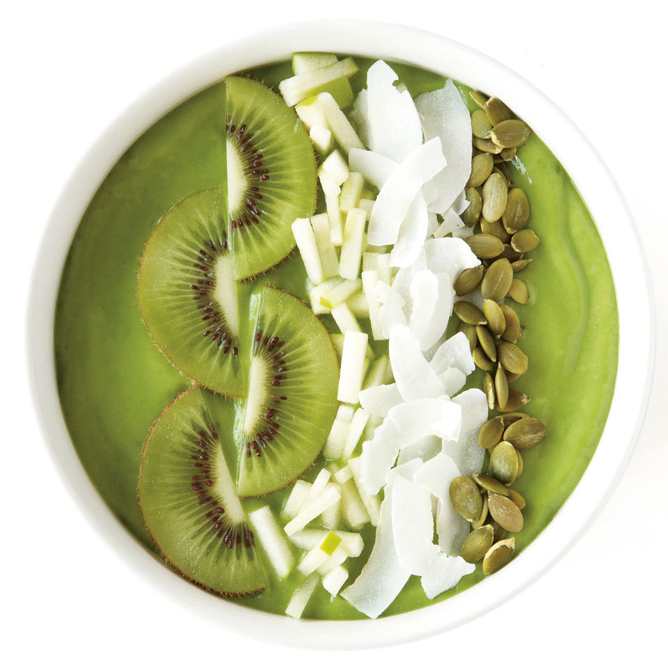 All Greens Smoothie Bowl