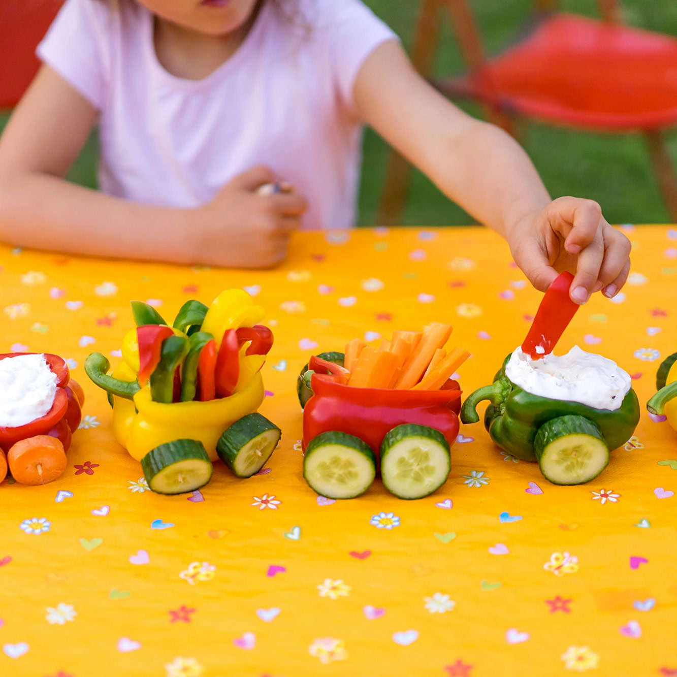 Healthy Kids Party Food Ideas to Curb the Sugar Rush