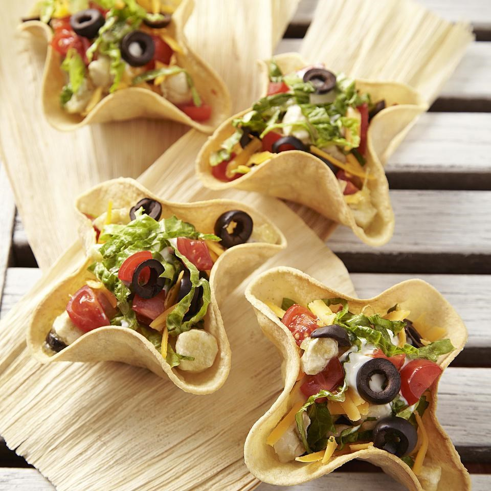 How to Make Chicken Taco Bowls