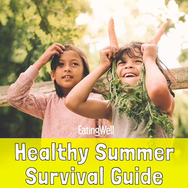 healthy summer vacation guide