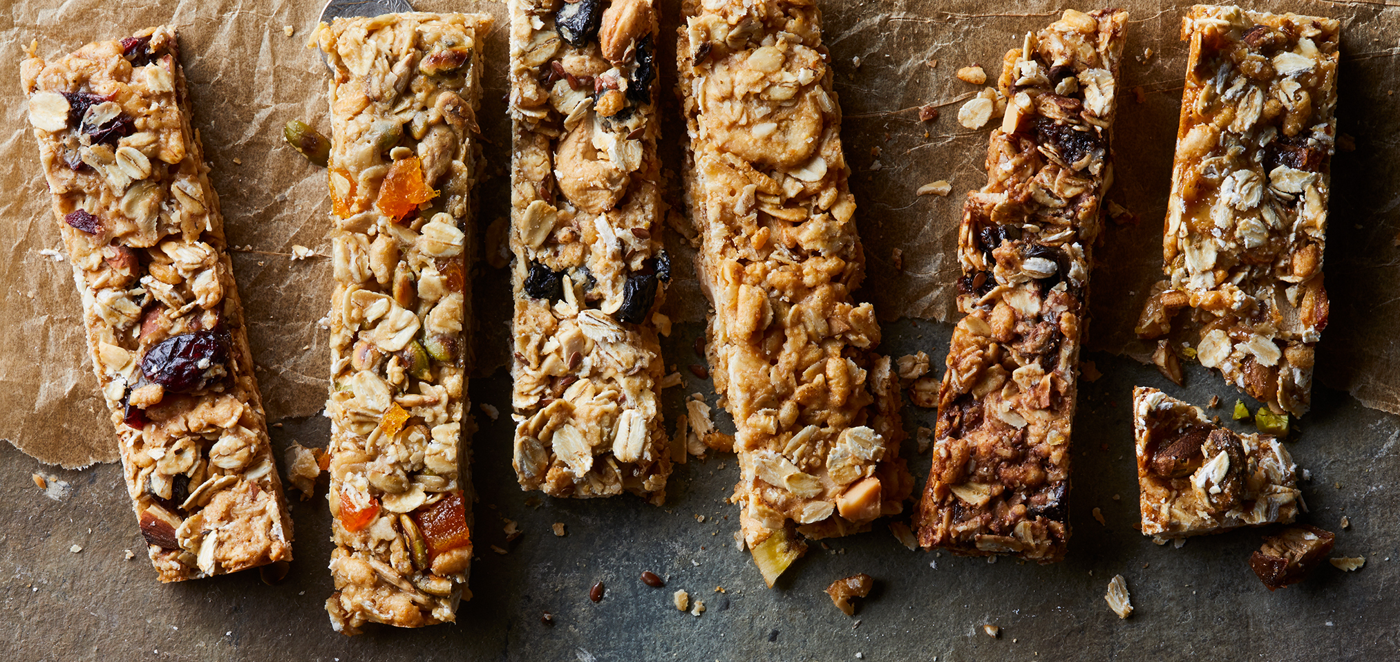 The Only Formula You Need to Make the Best Healthy Homemade Granola Bars