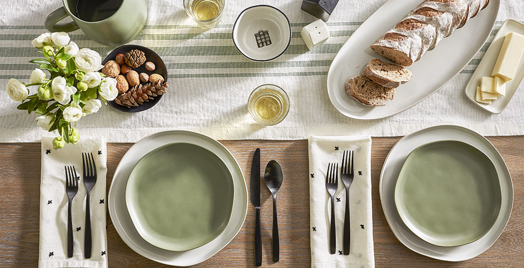 Chip and Joanna Gaines Announced a New Line of Tableware at Target & We're Kind of Freaking Out