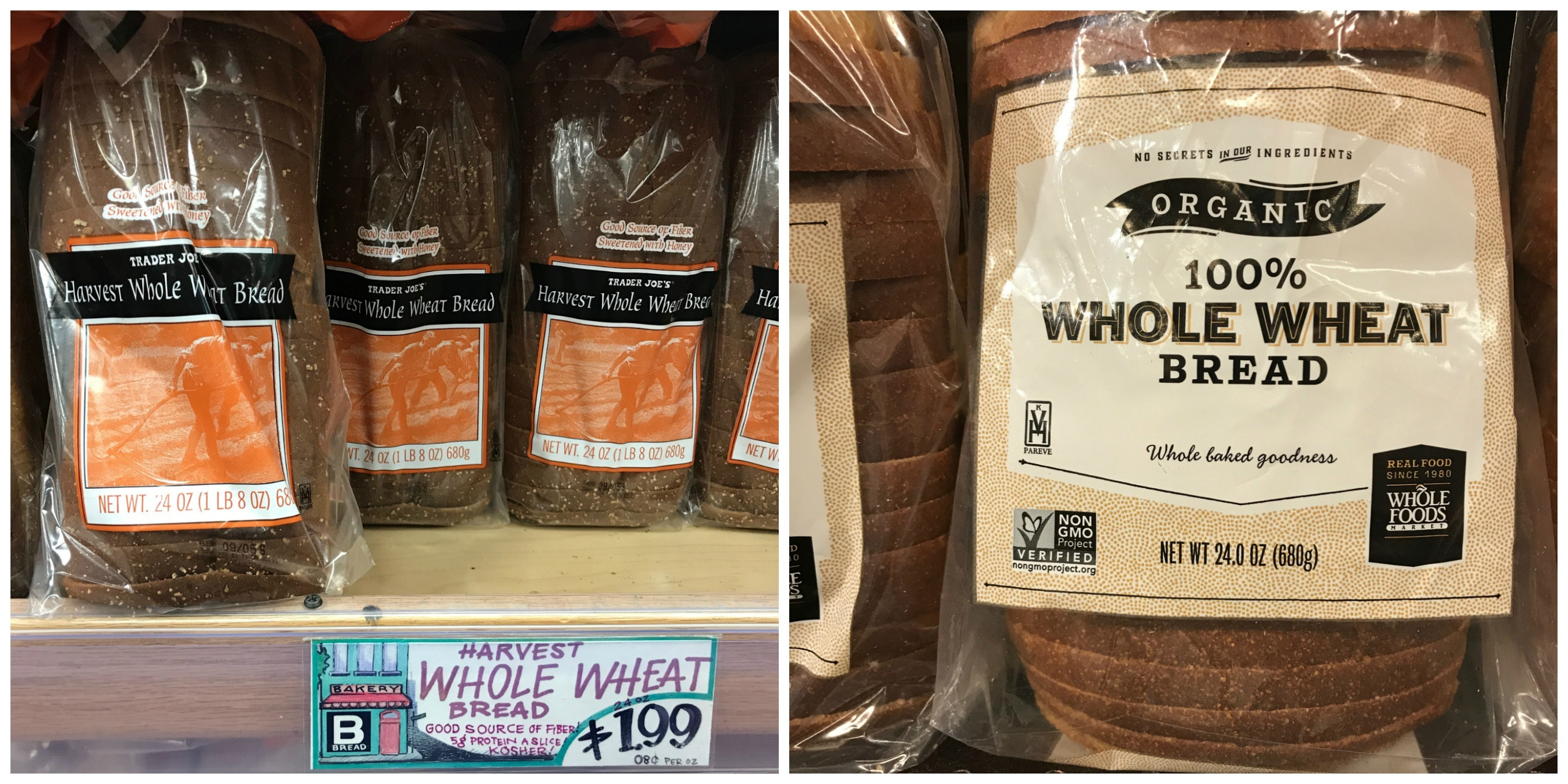 Do Whole Foods' New Prices Beat Trader Joe's?