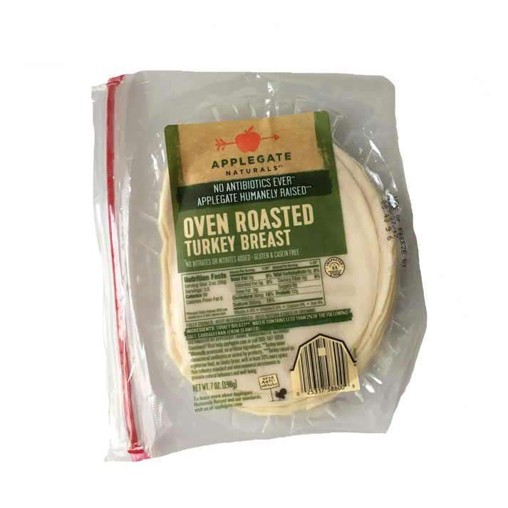 Applegate Naturals Oven-Roasted Turkey Breast