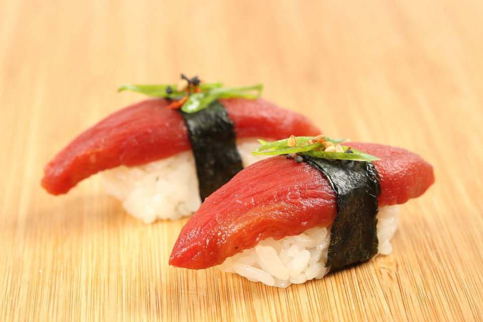 You Won't Believe This Sushi Is Actually Plant-Based (and Waiting for You at Whole Foods)