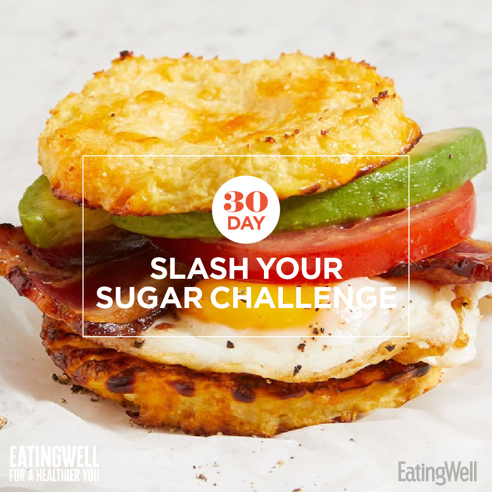 eatingwell slash your sugar challenge