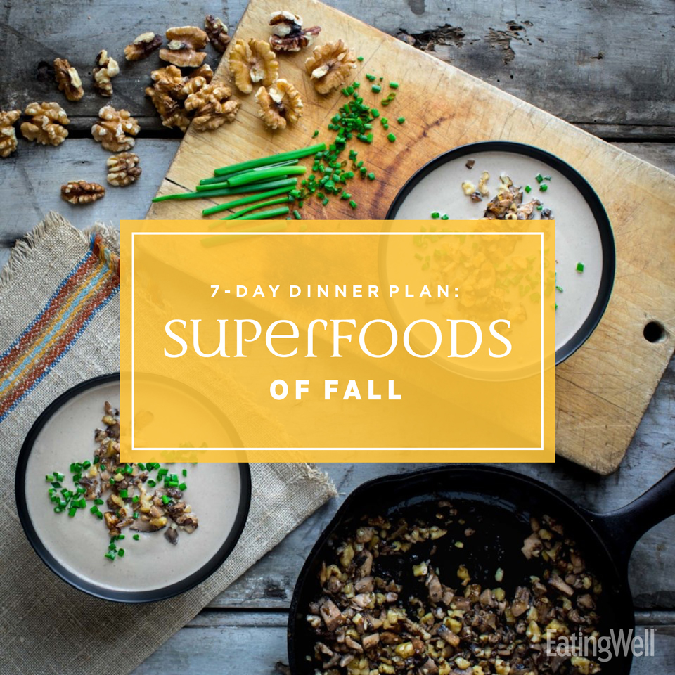 super foods for fall