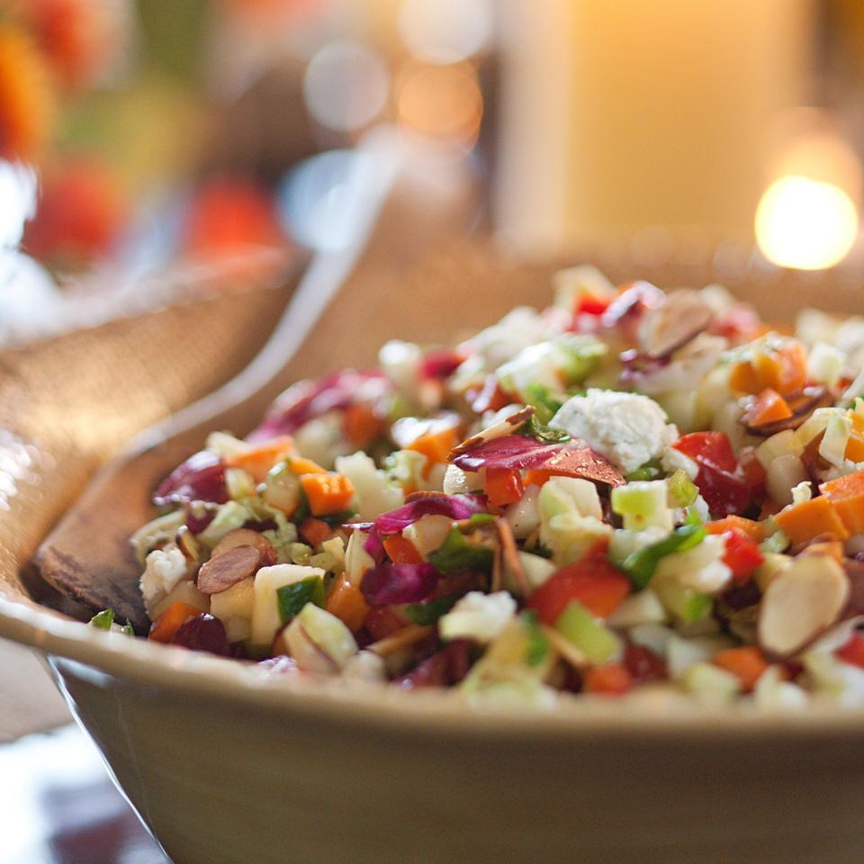 Use a Spoon Chopped Salad
