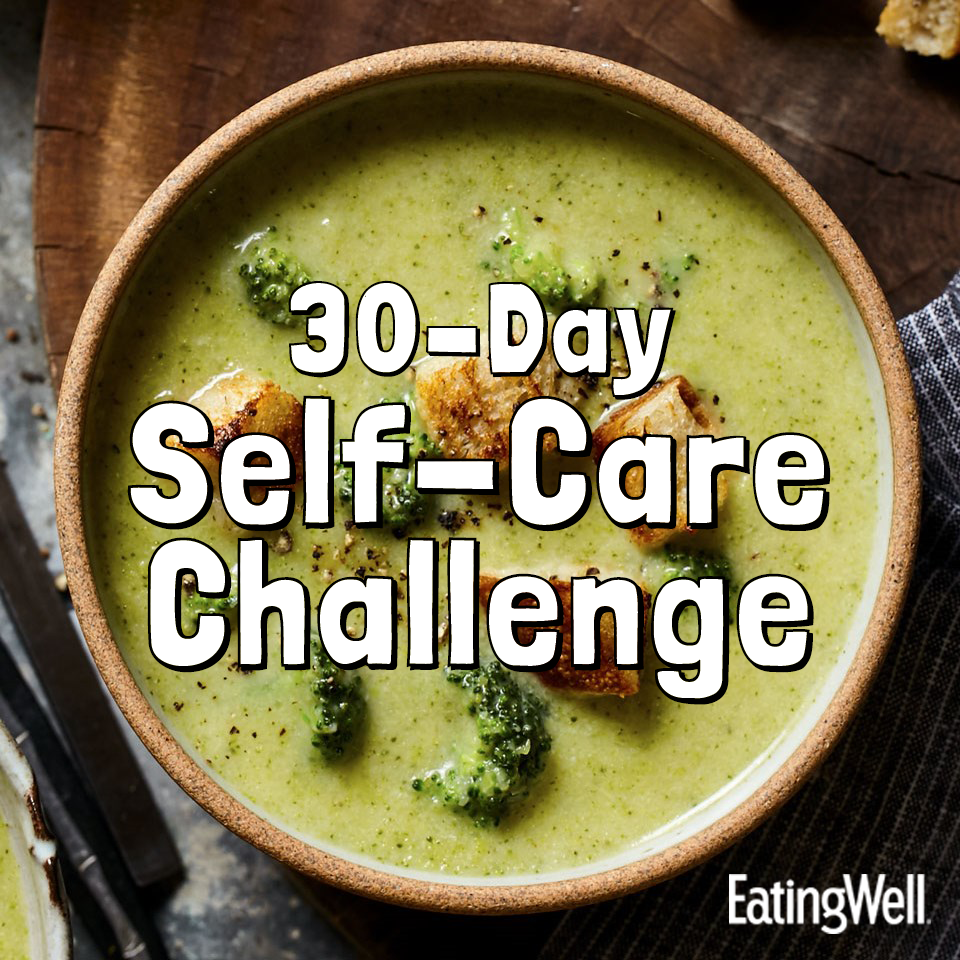 30-Day Self-Care Challenge