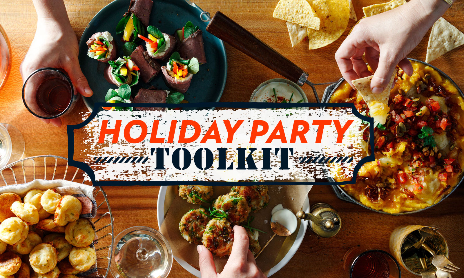 Your Holiday Party Toolkit