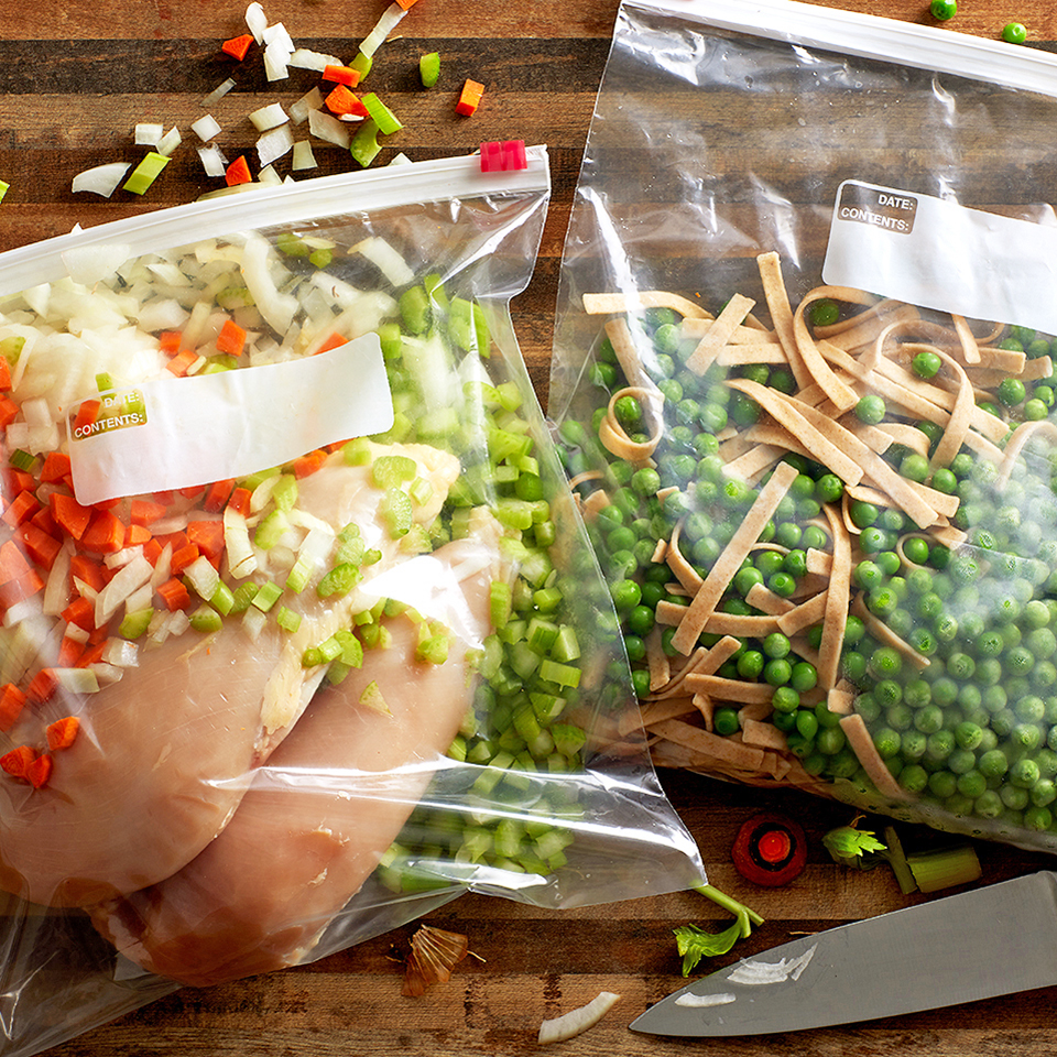 Slow-Cooker Freezer Meals to Save Your Weeknights