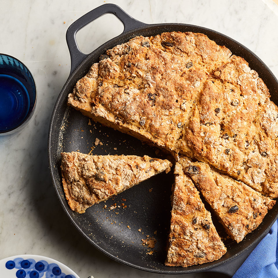 Cooking with Kids: How to Make Irish Soda Bread