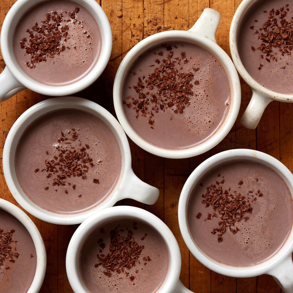 What's the Healthy Aging Secret in Cocoa, Tea and Red Wine?
