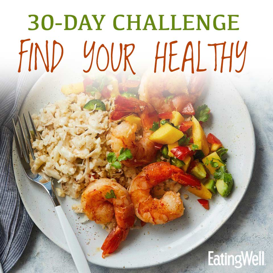 30-Day Challenge to Find Your Healthy