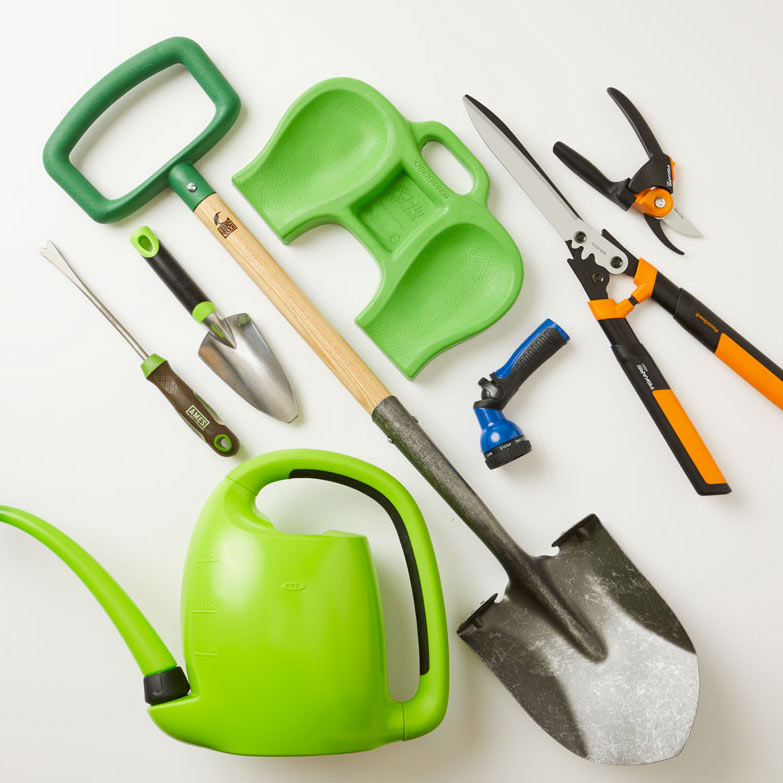 The Only Tools You Need to Start a Garden