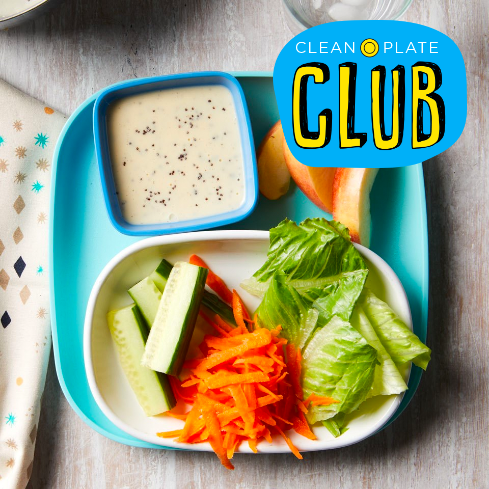 Clean Plate Club: Healthy Ideas for Picky Eaters