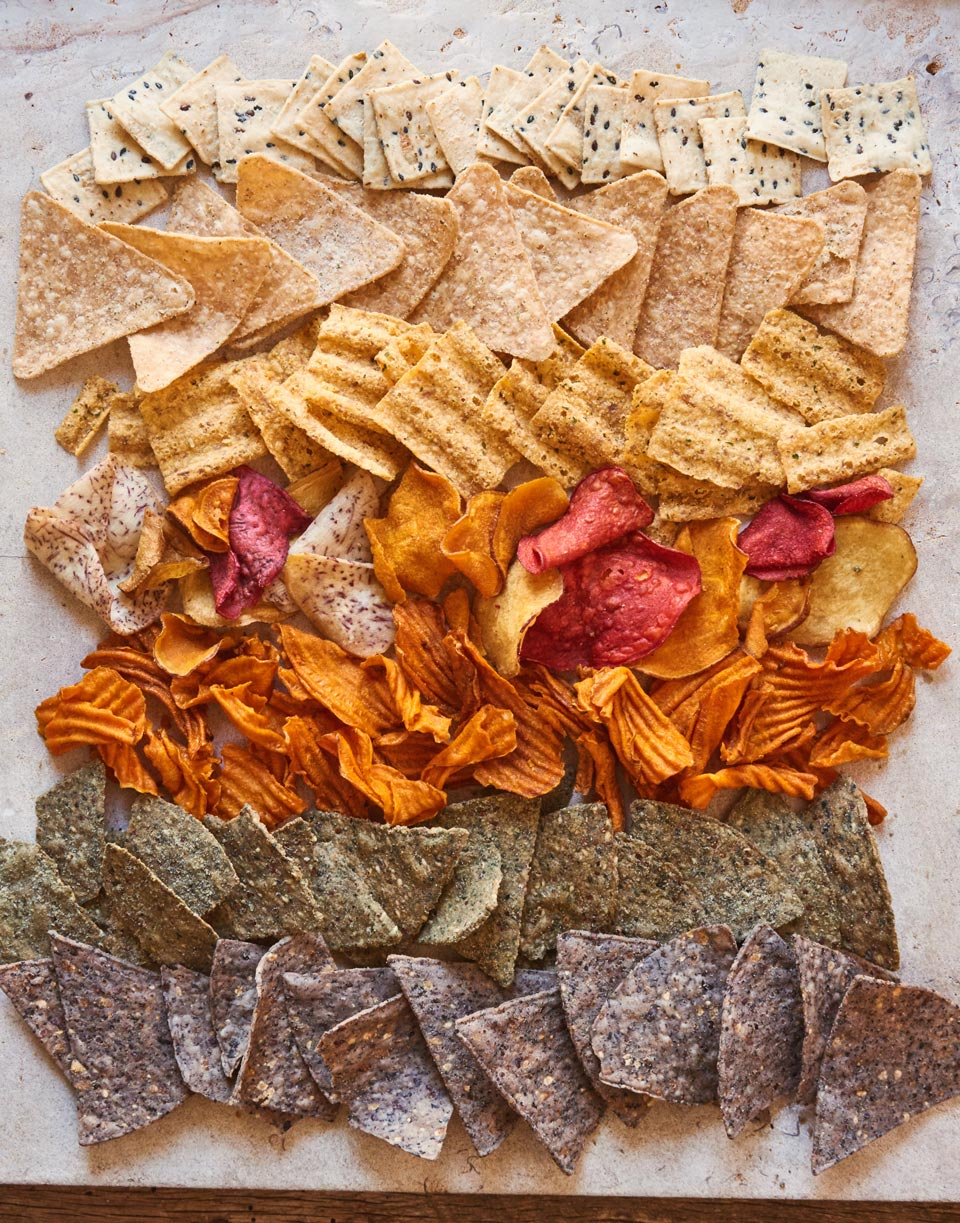 The Best Healthy Veggie Chips to Buy